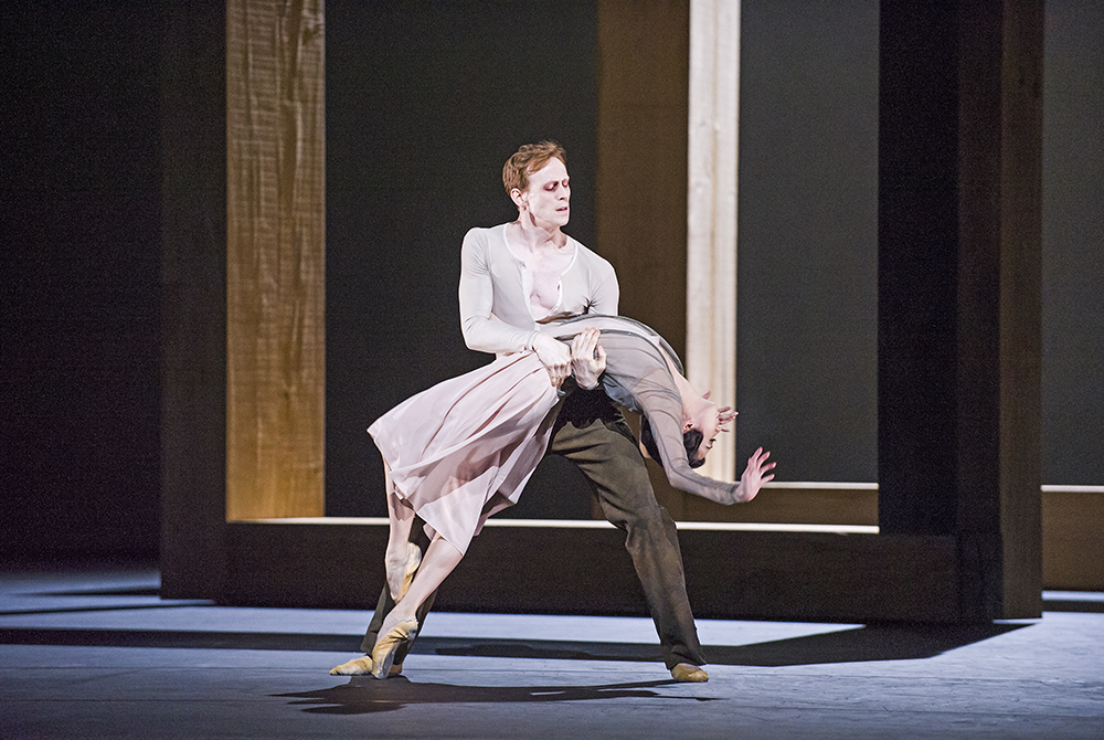 Woolf Works - The Royal Ballet