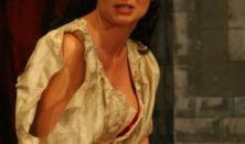 A makrancos hölgy