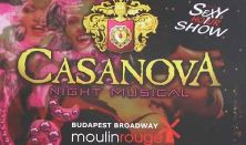 CASANOVA NIGHT MUSICAL - The best sexy 1 hour show