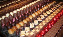 Csokoládémúzeumi praliné túra