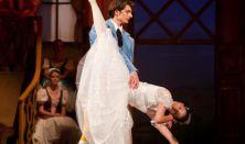 F.Hérold-F.Ashton: A rosszul őrzött lány / La fille mal gardée - ballet