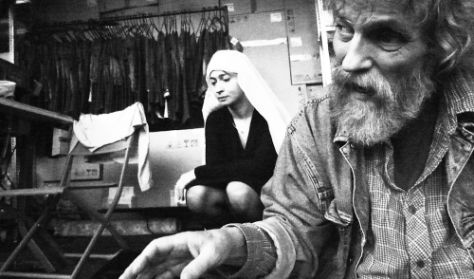 Mundruczó Kornél / Proton Színház: Nehéz istennek lenni