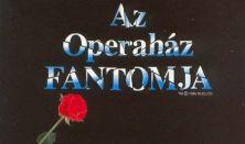 Andrew LIoyd Webber: Az Operaház Fantomja - musical