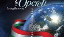 Mágikus operett, gála - A Budapesti Operettszínház vendégjátéka