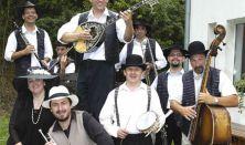 Klezmer kabaré - a Sabbathsong Klezmer Band koncertje