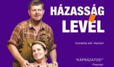 Ephraim Kishon: Házasságlevél - vígjáték két részben