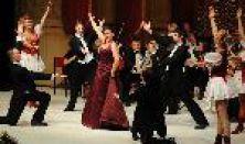 A Csárdáskirálynőtől A Diótörőn át Az Operaház Fantomjáig, operett- balett és musical gála