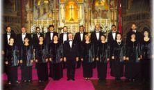 Budapesti Bach Kórus hangversenye Válogatás Liszt műveiből