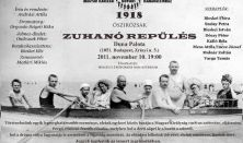 1918 ŐSZIRÓZSÁK - ZUHANÓ REPÜLÉS