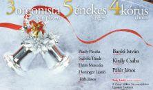 Karácsonyi jótékonysági koncert, Baróti István, Király Csaba, Pálúr János