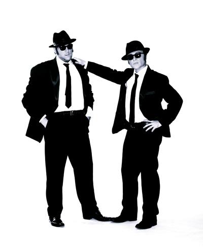 The Blues Brothers, avagy a macsó tesók