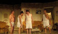 M. Camoletti: Négy férfi gatyában