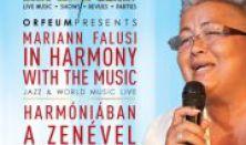 Harmóniában a zenével - Falusi Mariann koncert