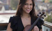 Latin a javából! Elena Urioste és a MÁV Szimfonikus Zenekar