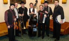 Budapest Klezmer Band koncertje - vendég: Bíró Eszter