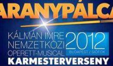 X Aranypálca Kálmán Imre Nemzetközi Operett-Musical Karmesterverseny