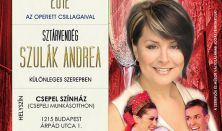 Évbúcsúztató fergeteges operett gála 2012