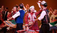 Csárdás! A kelet tangója - Szerelem a Kárpátok alatt - a Honvéd Táncszínház produkciója