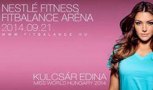Eisberg Fitbalance Aréna Egészség és Fitness Fesztivál