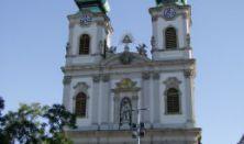 Orgona Koncertek a Szent Anna templomban