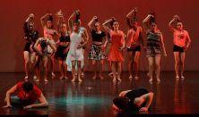 Táncvarázs (A Táncos és próbavezető szakos hallgatók színpadi bemutatója)