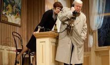Jack Popplewell - Robert Thomas: A hölgy fecseg és nyomoz - krimi vígjáték - a Játékszín előadása