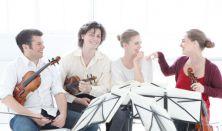 Kelemen Kvartett – Kamarazene Nagyteremre