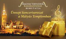 Magyar Virtuózok Ünnepi koncertsorozat