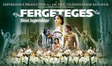ExperiDance: Fergeteges - Sissi legendája