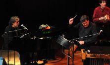 Az Amadinda és Presser Gábor szilveszteri hangversenye