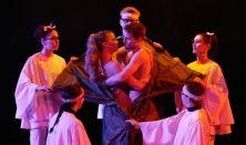 Experidance: Ezeregyév című táncos, zenés színpadi előadása