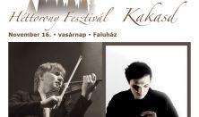 Héttorony Fesztivál Kakasd-Faluház