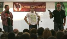 Duma Jam:Aranyosi Péter, Badár Sándor, Kovács András Péter