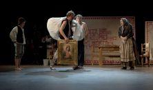 Indul a bakterház Székesfehérvári Vörösmarty Színház Humorfesztivál 2014