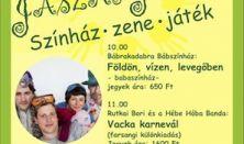 Rutkai Bori és a Hébe Hóba banda: Vacka karnevál
