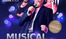 Feke Pál musical live