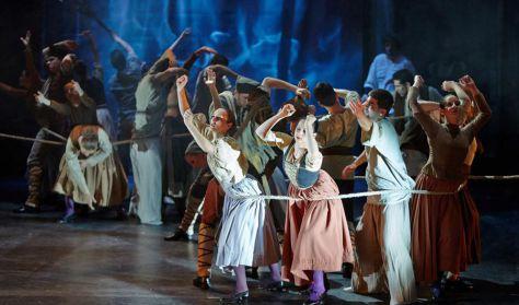 Honvéd Táncszínház: SZÉKELY DÓZSA GYÖRGY