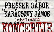 A 30 éves Amadinda ütőegyüttes, Presser Gábor és Karácsony János Jubileumi Koncertje