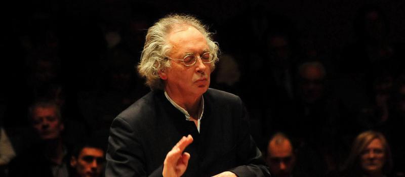 RÉGI ZENE FESZTIVÁL Mendelssohn: Paulus, Vezényel: Philippe Herreweghe