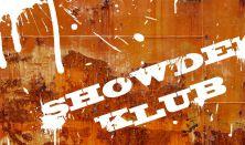 Showder Klub TV felvétel – Dombi, Csenki, Soma, Sulyok