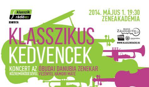 Klasszik Rádió Klasszikus Kedvencek 2014