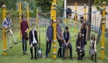 A Budapest Klezmer Band hangversenye