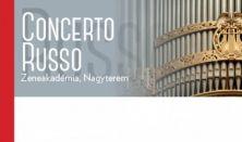 Concerto Russo III. - Bogányi Gergely