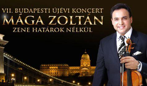 MÁGA ZOLTÁN Budapesti Újévi Koncert