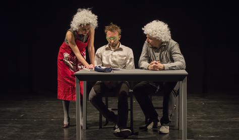 DEKK Színház – FÜGE: 40! avagy Véges élet