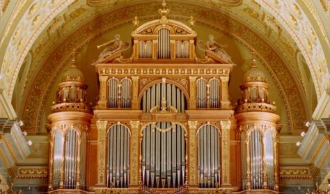Orgonaestek Virágh Andrással (operaénekesekkel és hangszeres művészekkel / Organ Concert