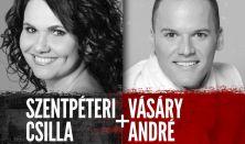 Szentpéteri Csilla és Vásáry André / Adventi jótékonysági koncert