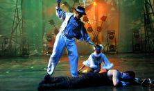 ExperiDance Productions: Revans - zenés, táncos színpadi előadás