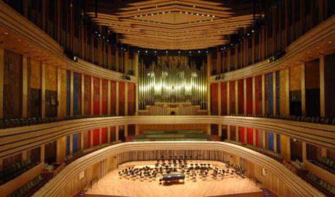 A Zeneakadémia orgonatanárainak és diákjainak koncertje