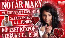 Nótár Mary Valentin Napi koncertje